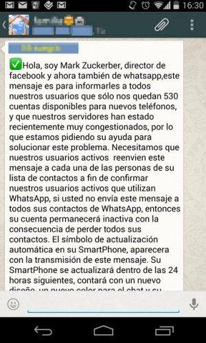 Imagen - Las 5 estafas más peligrosas en WhatsApp