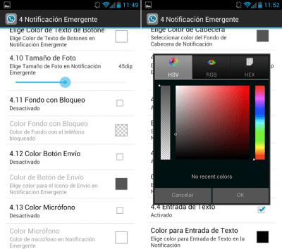 Imagen - WhatsApp+, la versión no oficial se actualiza con más funciones