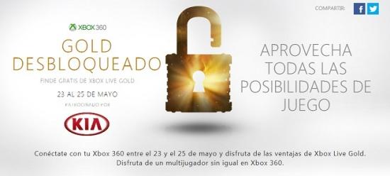 Imagen - Xbox Live Gold gratis para Xbox 360 durante este fin de semana