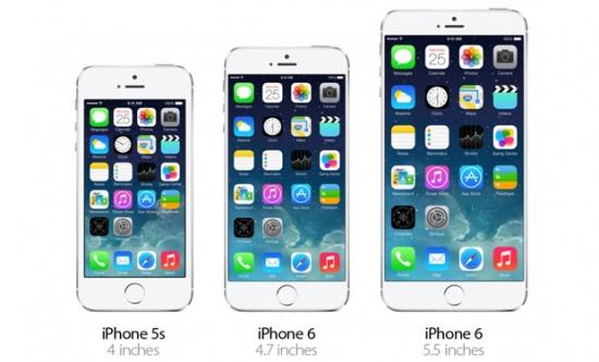 Imagen - iPhone 6 llegará en septiembre con dos tamaños
