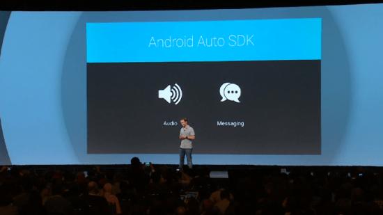 Imagen - Google presenta Android Auto, el nuevo sistema operativo para el coche