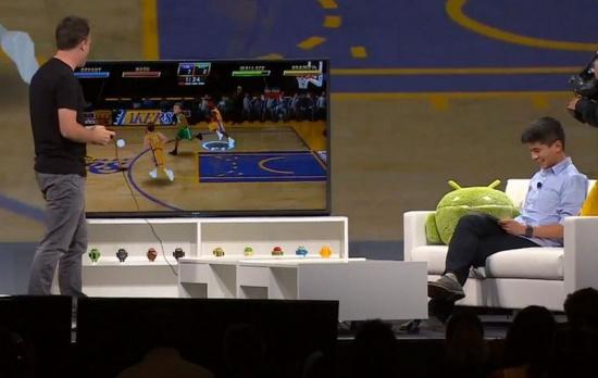 Imagen - Google presenta Android TV