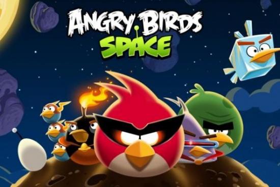 Imagen - Angry Birds Space tiene una nueva actualización