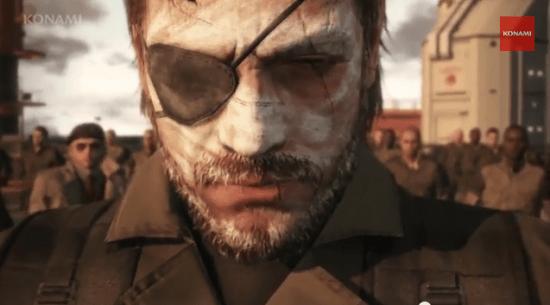 Imagen - Metal Gear Solid V The Phandom Pain es anunciado en el E3 de Sony