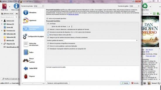 Imagen - Cómo convertir cualquier formato de texto en libro electrónico con Calibre