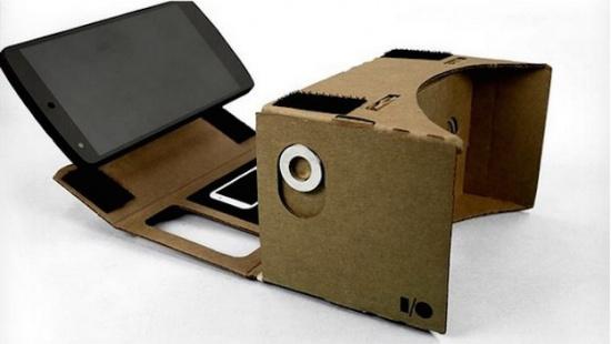 Imagen - Google Cardboard convierte tu Android en unas gafas de realidad virtual