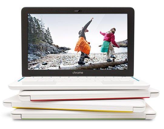 Imagen - Google Chromebook llega a España