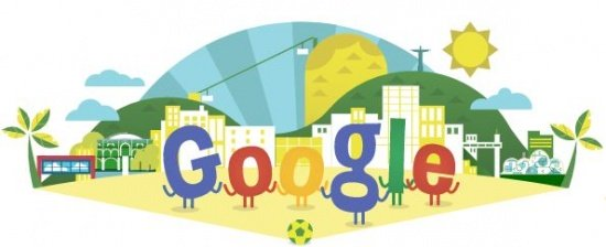 Imagen - Google dedica su Doodle al Mundial de Brasil 2014