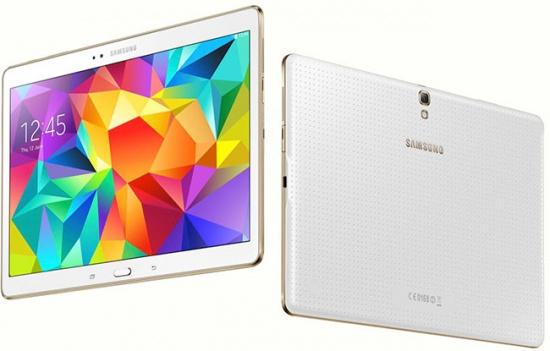 Imagen - Samsung presenta el Galaxy Tab S: ligero, manejable y lleno de color