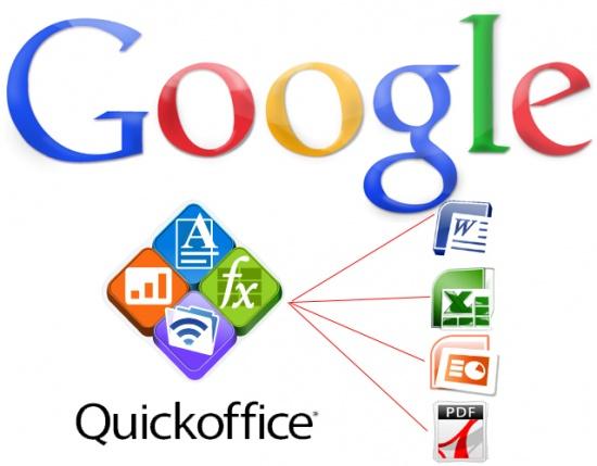 Imagen - Google eliminará QuickOffice de Google Play