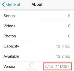 Imagen - Apple prepara el lanzamiento de iOS 7.1.2
