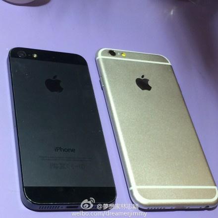 Imagen - Más filtraciones del iPhone 6: fotos y fecha de lanzamiento