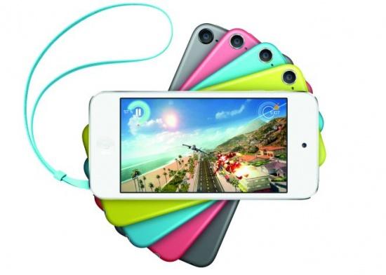 Imagen - Apple lanza el iPod Touch con cámara y precios más bajos