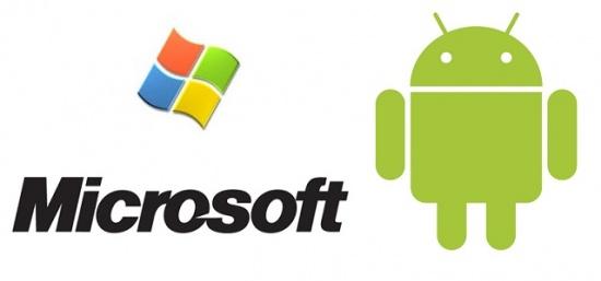 Imagen - Microsoft es la empresa que más gana con Android, el sistema operativo de Google