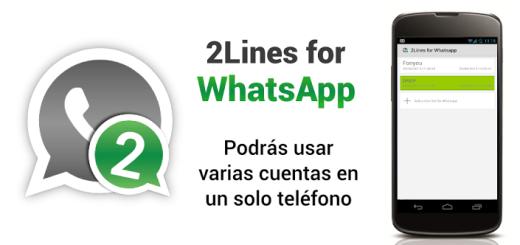 Imagen - Habilitar dos números de WhatsApp en un mismo dispositivo Android