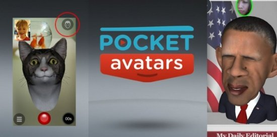 Imagen - ¿Animaciones que te imitan? Ya es posible con Pocket Avatars de Intel