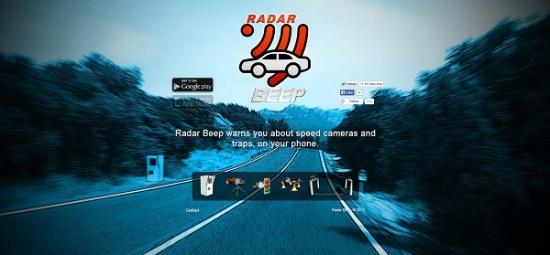 Imagen - Radar Beep: todos los radares en la palma de tu mano