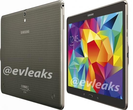 Imagen - Aparecen nuevas imágenes del Samsung Galaxy Tab S 10.5