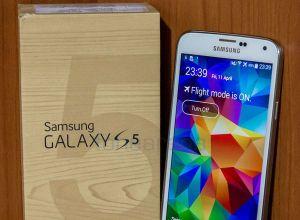 Imagen - Android Kitkat 4.4.3 estará disponible para Samsung Galaxy S5 este mes