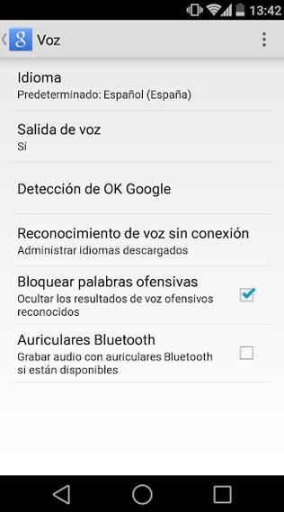 """Imagen - """"Ok Google"""" ya activa Google Now en español"""