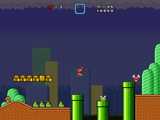 Imagen - Se pasan Super Mario Bros en menos de 5 minutos