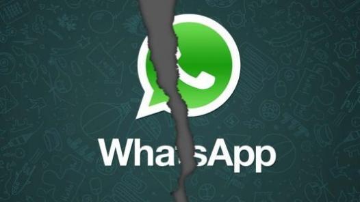 Imagen - WhatsApp se ha caído una vez más