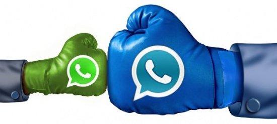 Imagen - WhatsApp Plus supera en descargas al WhatsApp oficial