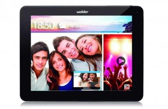 Imagen - Wolder presenta 8 nuevas tablets con Android 4.4 KitKat