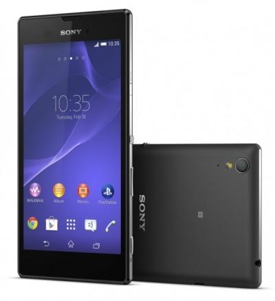 Imagen - Sony Xperia T3, el nuevo smartphone ultrafino de Sony