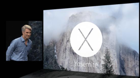 Imagen - OS X Yosemite, la actualización de Mac hacia iOS