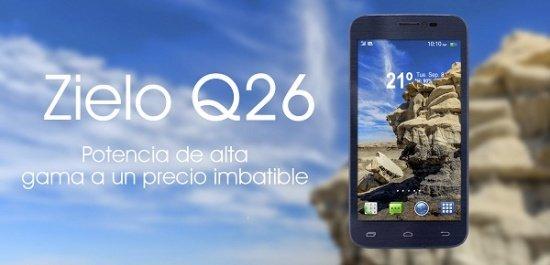 Imagen - Woxter presenta Zielo Q26, su smartphone de 5 pulgadas para los usuarios más exigentes