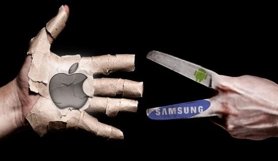 Imagen - Samsung se ríe de la autonomía del iPhone 5S
