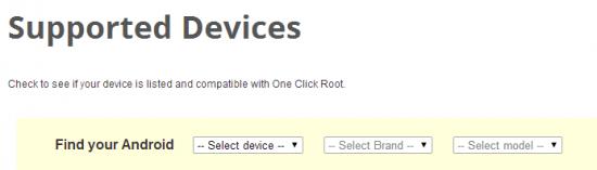 Imagen - Cómo rootear Android en un clic