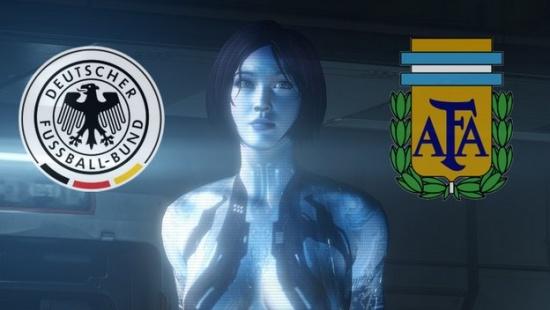 Imagen - ¿Quién ganará el Mundial? Cortana lo predice