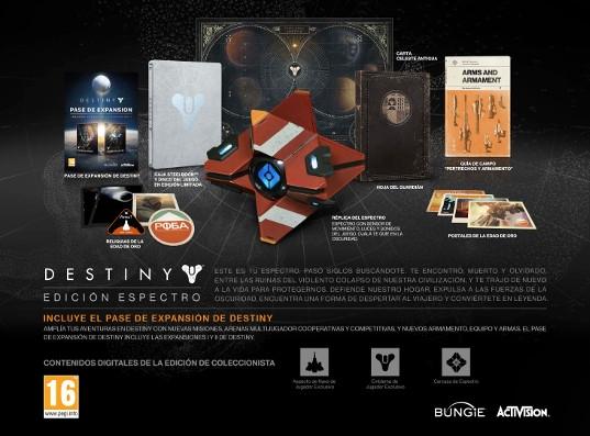 Imagen - Qué contenidos traerán las 2 ediciones especiales de Destiny