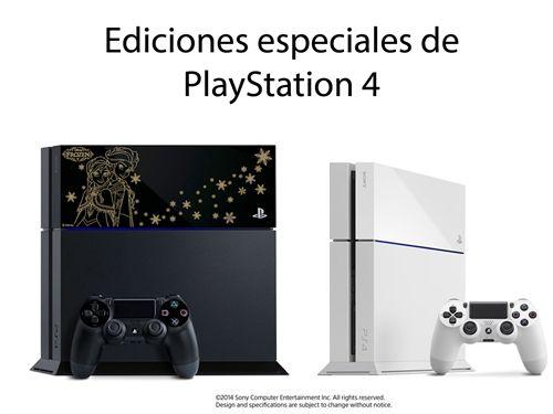 Imagen - Sony lanzará dos nuevas ediciones de PlayStation 4