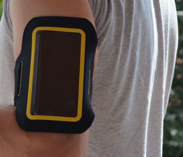 Imagen - Review Capdase Zonic Plus: Un buen brazalete deportivo para tu smartphone