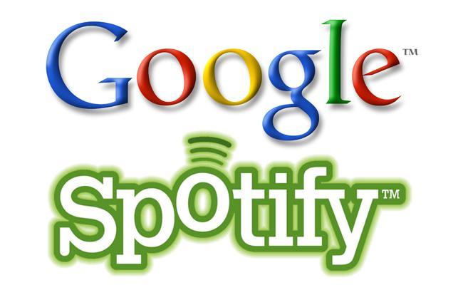 Imagen - Google quiere comprar Spotify