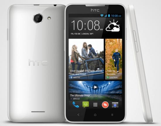 Imagen - HTC Desire 516 aterriza en Europa por 199 euros