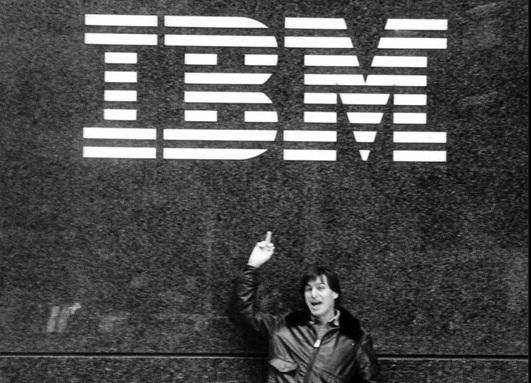 Imagen - Apple se alía con IBM para luchar contra Android y Microsoft