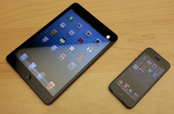Imagen - iPad Mini 2 Retina Wi-Fi + 3G en oferta por 478 euros