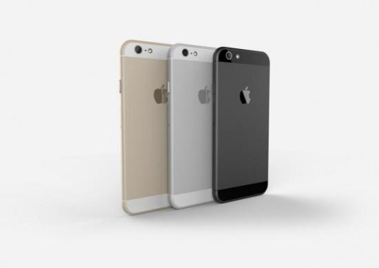 Imagen - Así sería el diseño del iPhone 6