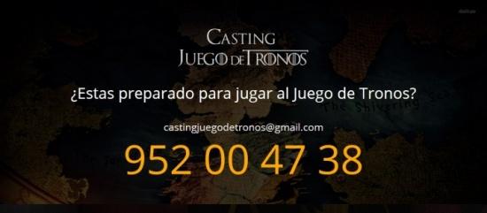 Imagen - Castingjuegodetronos.com, un fraude basado en el éxito de Juego de Tronos