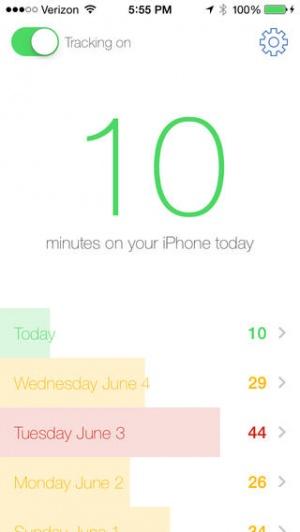 Imagen - Moment, una app para evitar la adicción al smartphone