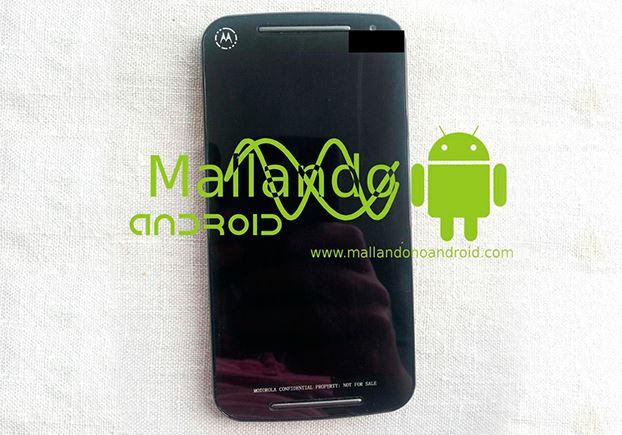 Imagen - Motorola Moto G2, se filtra el sucesor del exitoso smartphone