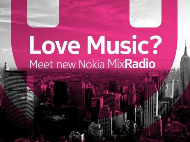 Imagen - Nokia MixRadio llegará a iOS y Android