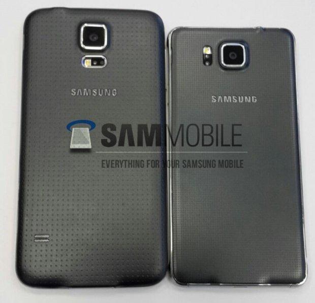 Imagen - Samsung Galaxy Alpha podría tener solo el marco de metal