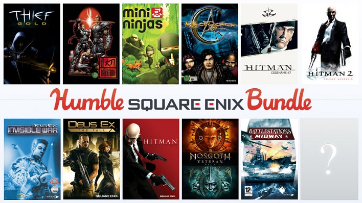 Imagen - Nuevo Humble Bundle de Square Enix con grandes juegos