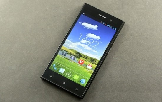 Imagen - Sunstech uSUN300, el smartphone de 5 pulgadas por 199 euros