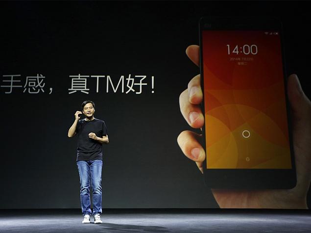 "Imagen - ""Xiaomi no copia a Apple"""